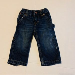 4/$25 Baby Gap 12-18 months Denim Jeans